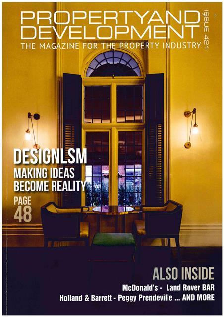 Property and Development Magazine article