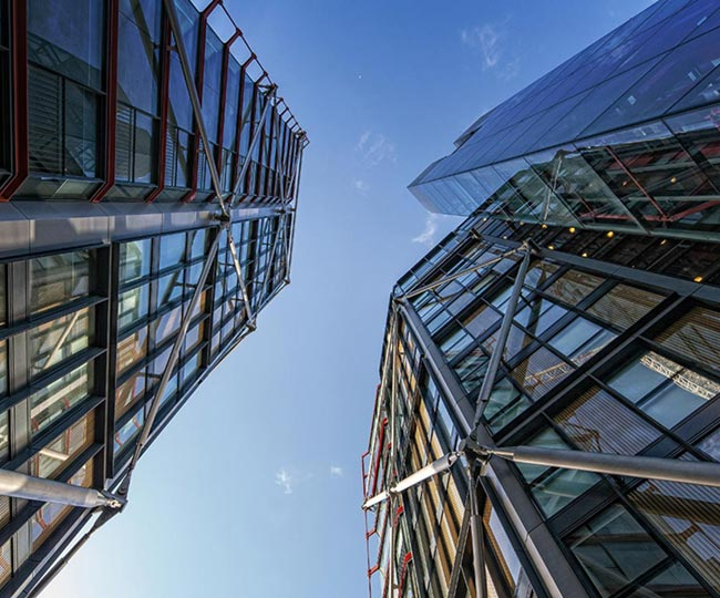 NEO Bankside elevations